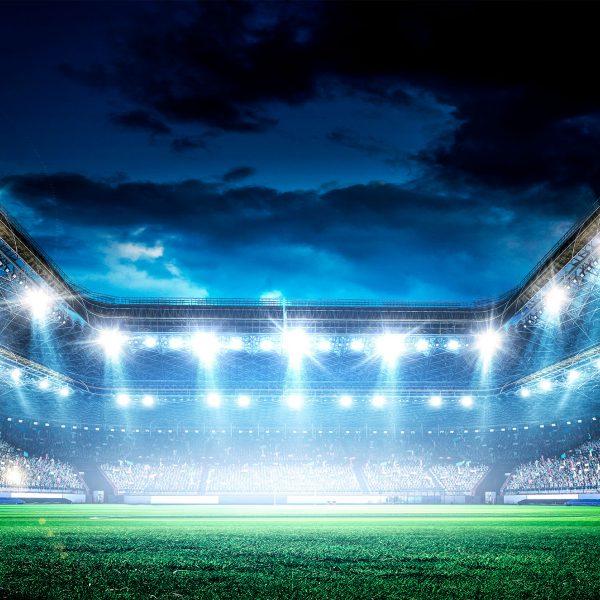 Stadio notturno